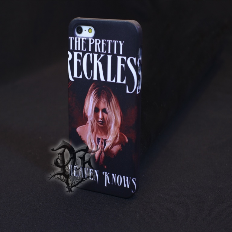 Чехол для  iPhone 5 The Pretty Reckless