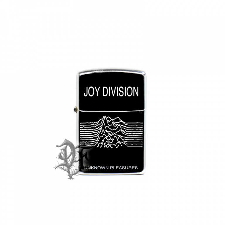 Зажигалка Joy Division Unknown Pleasures