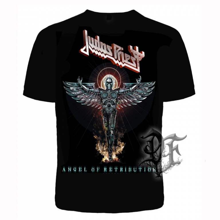 Футболка Judas Priest Angel of Retribution