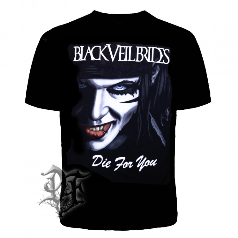Футболка Black Veil Brides Die For You