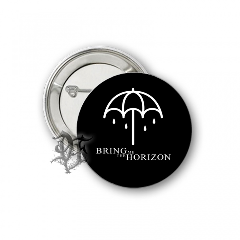 Значок Bring Me the Horizon зонтик