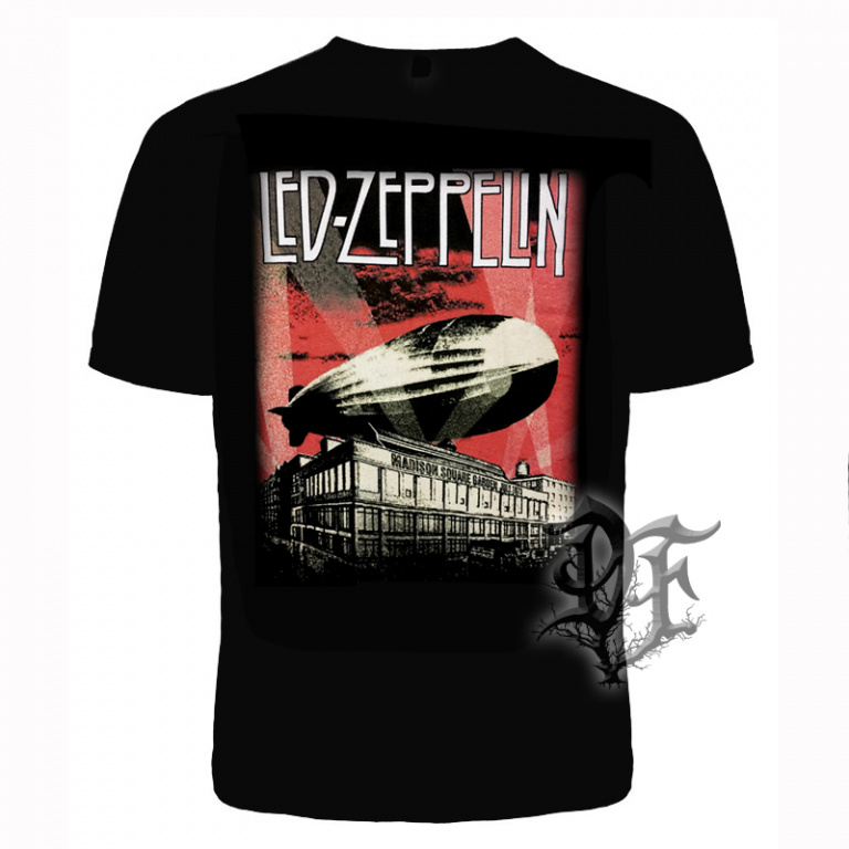 Футболка Led Zeppelin альбом