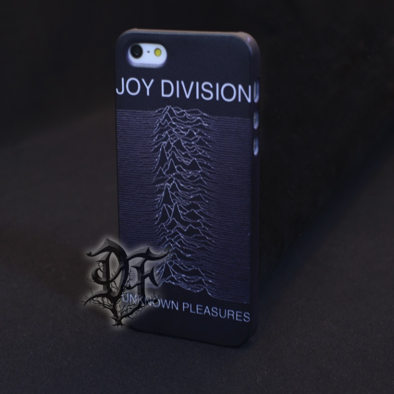 Чехол для  iPhone 5 Joy Division логотип