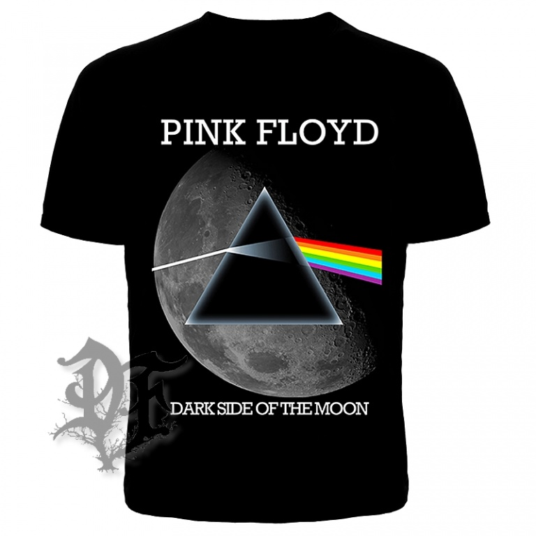 Футболка Pink Floyd The Dark Side of the Moon