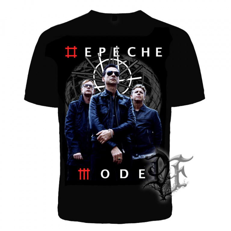 Футболка Depeche Mode Sounds of the Universe