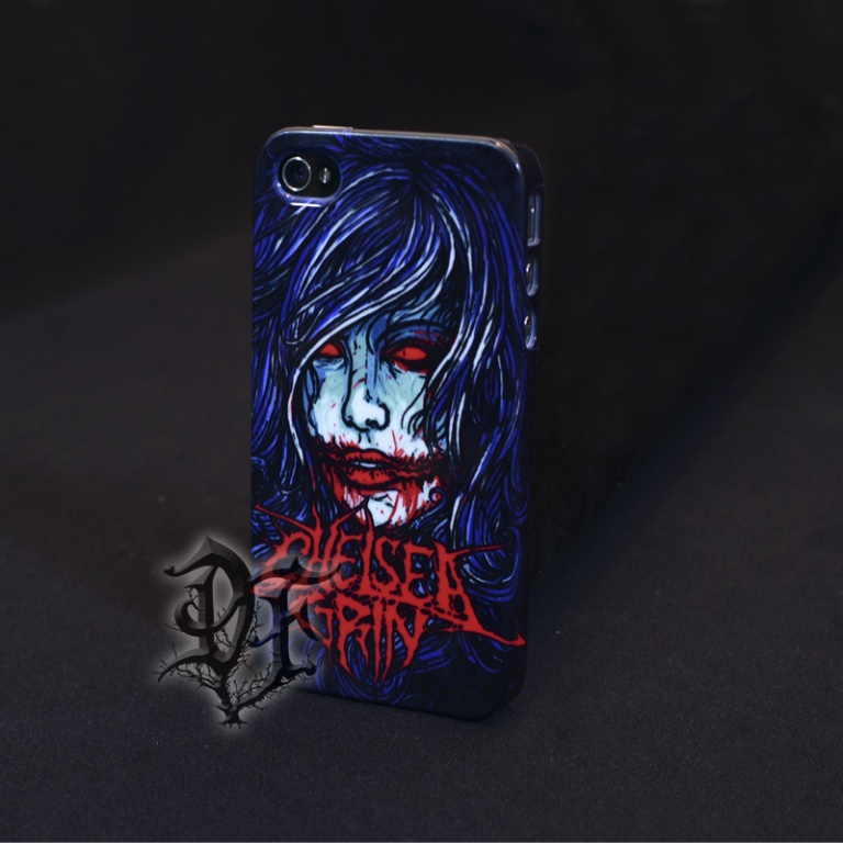 Чехол для iPhone 4 Chelsea Grin Evolve