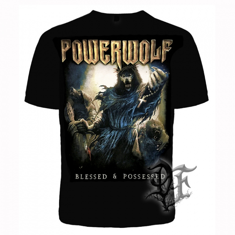 Футболка Powerwolf Wolf