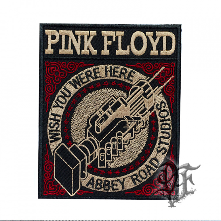 Нашивка Pink Floyd welcome to the machine