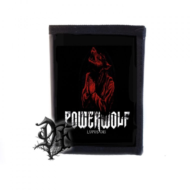 Кошелек Powerwolf волк