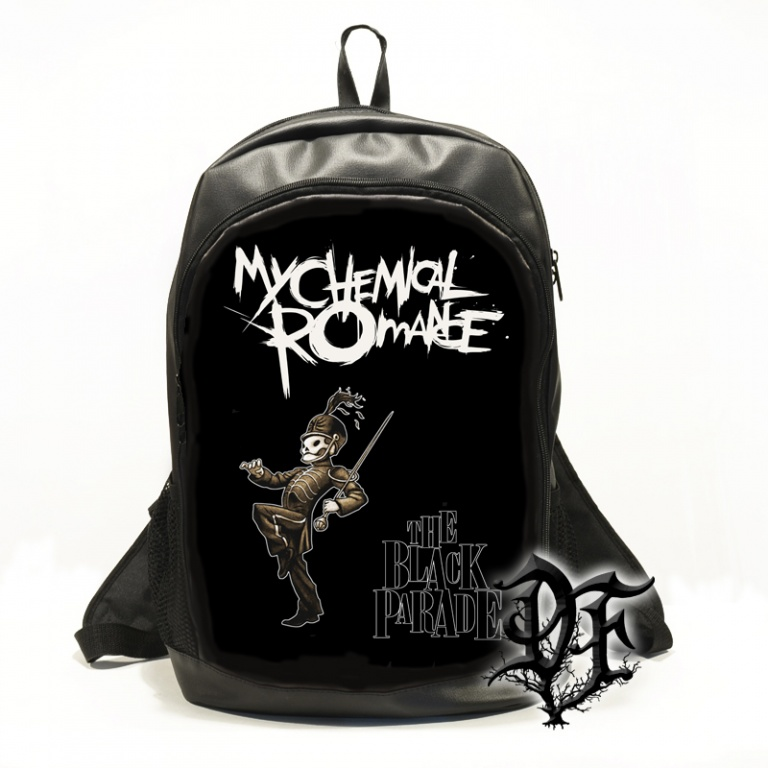 Рюкзак My Chemical Romance Black Parade
