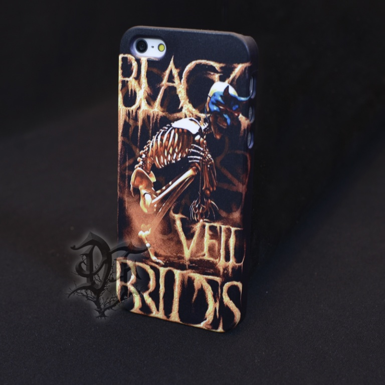 Чехол для  iPhone 5 Black Veil Brides