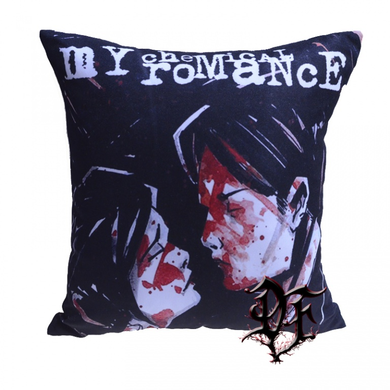 Подушка My chemical romance Three Cheers for Sweet Revenge