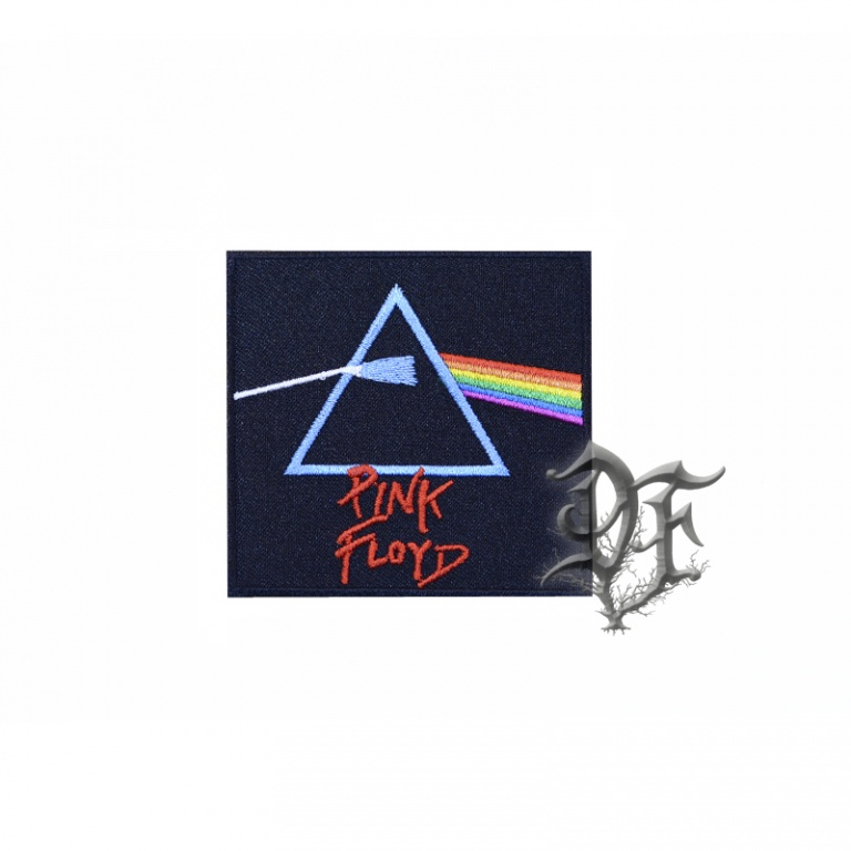 Нашивка Pink Fliyd dark side of the moon