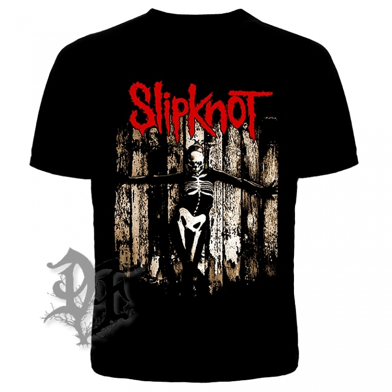 Футболка Slipknot The Gray Chapter