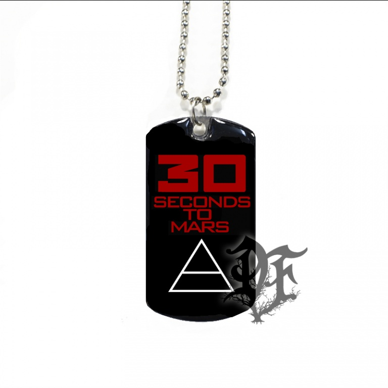 Жетон 30 seconds to Mars